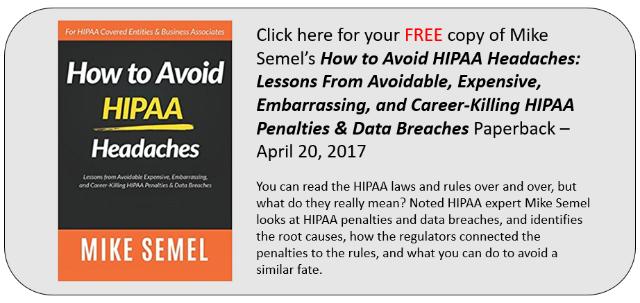 HIPAA Headaches Cover Corrected