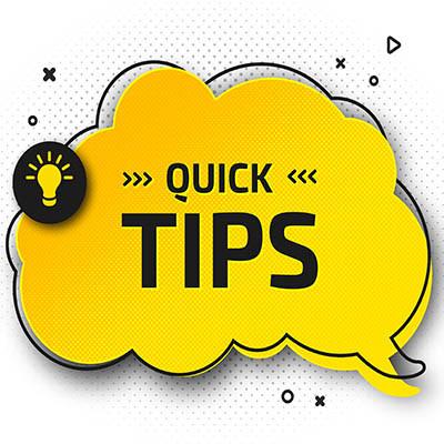Three Useful Tips for Microsoft Word